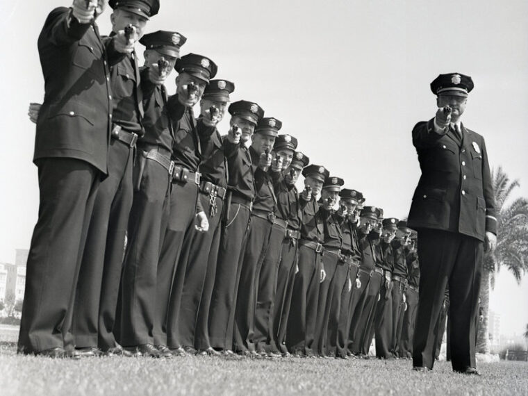 Police/Football